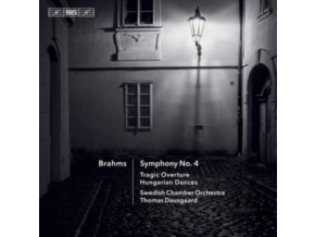 SWEDISH CHAMBER ORCHESTRA - Brahms: Symphony No. 4 / Tragic Overture / Hungarian Dances (SACD)