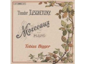 TOBIAS BIGGER - Leschetizky: Morceaux Pour Piano (SACD)