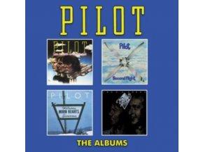 PILOT - Albums (Clamshell) (CD)