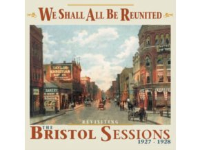 VARIOUS ARTISTS - We Shall All Be Reunited (CD)