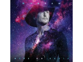 TIM MCGRAW - Here On Earth (CD)