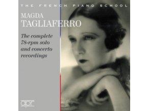 MAGDA TAGLIAFERRO - Complete 78-Rpm Solo & Concerto Recordings (CD)