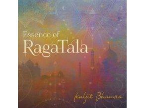 KULJIT BHAMRA - Essence Of Raga Tala (CD)