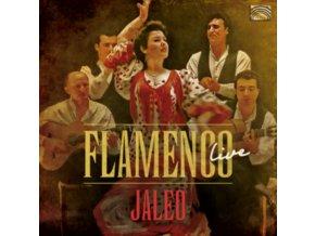 JALEO - Flamenco Live (CD)