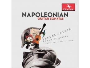PASCAL VALOIS - Napoleonian Guitar Sonatas (CD)