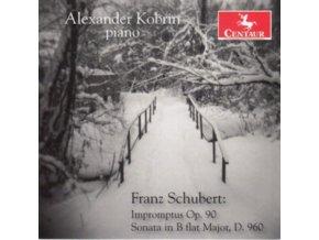 ALEXANDER KOBRIN - Schubert: Impromptus Op. 90. Sonata In B Flat Major. D.960 (CD)