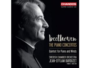 BAVOUZET / SWEDISH CO - Ludwig Van Beethoven: The Piano Concerts - Quintet For Piano And Winds (SACD)