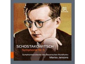 BRSO / JANSONS - Shostakovich: Symphony No.5 In D Minor. Op.47 (CD)