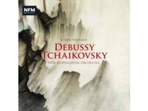 LEOPOLDINUM / SWENSEN - Claude Debussy: String Quartet In G Minor. Op.10 And Pyotr Tchaikovsky: Serenade For Strings In C Major. Op.48 (CD)