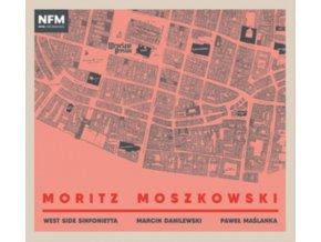 WEST SIDE SINFONIETTA - Moritz Moszkowski: West Side Sinfonietta (CD)