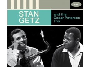 STAN GETZ - Stan Getz And The Oscart Peterson Trio - The Complete Session (+1 Bonus Track) (CD)