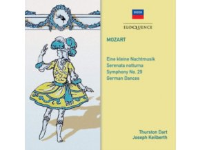 THURSTON DART / JOSEPH KEILBERTH / BAMBERG SYMP ORCH - Mozart: Serenades (CD)