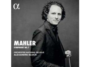 ORCHESTRE NATIONAL DE LILLE / ALEXANDRE BLOCH - Mahler: Symphony No. 7 (CD)