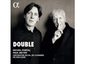 PAUL MEYER / ORCHESTRE ROYAL DE CHAMBRE DE WALLONIE / MICHEL PORTAL - Double (CD)