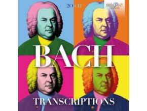 VARIOUS ARTISTS - Bach Transcriptions (CD Box Set)