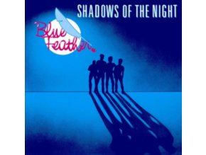 BLUE FEATHER - Shadow Of The Night (CD)