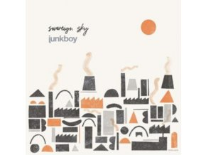 JUNKBOY - Sovereign Sky (CD)