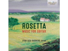 GIAN LUCA BARBERO - Rosetta: Music For Guitar (CD)