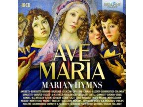 VARIOUS ARTISTS - Ave Maria: Marian Hymns (CD Box Set)