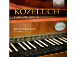 JENNY SOONJIN KIM - Kozeluch: Complete Sonatas (CD Box Set)