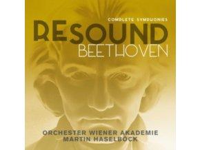 MARTIN HASELBOCK - Resound Beethoven (CD)