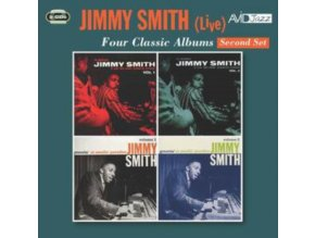 JIMMY SMITH - Four Classic Albums (Live) (CD)