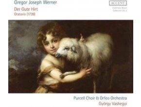 PURCELL CHOIR / ORFEO ORCHESTRA / GYORGY VASHEGYI - Gregor Joseph Werner: Der Gute Hirt Oratorio (1739) (CD)
