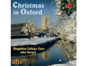CHOIR OF MAGDALEN COLLEGE OXFORD / HARPER - Christmas In Oxford (Early- Victorian - Modern Carols) (CD)