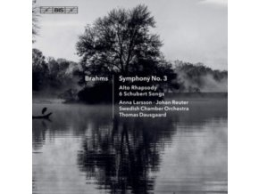 LARSSON / SWEDISH CO / DAUSGAARD - Brahms: Symphony No. 3 (SACD)