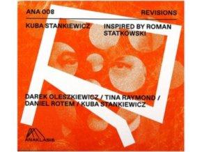 DANIEL ROTEM / KUBA STANKIEWICZ - Kuba Stabkiewicz - Inspired By Roman Statkowski (CD)