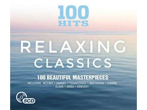 VARIOUS ARTISTS - 100 Hits - Relaxing Classics (CD)