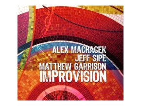 ALEX MACHACEK - Improvision (CD)