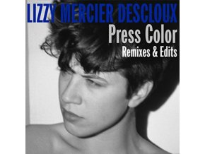 LIZZY MERCIER DESCLOUX - Press Color Remixes & Edits (CD)