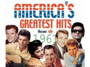 VARIOUS ARTISTS - Americas Greatest Hits 1961 (CD)