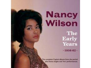 NANCY WILSON - The Early Years 1956-1962 (CD)