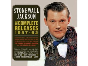 STONEWALL JACKSON - The Complete Releases 1957-62 (CD)