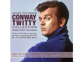 CONWAY TWITTY - The Conway Twitty Collection 1957-62 (CD)
