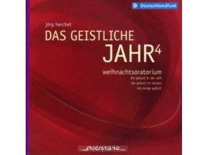 GERTRUD GUNTHER - Das Geistliche Jahr 4: Weinachtsoratorium (CD)