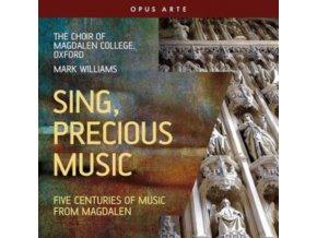 MAGDALEN COLLEGE / / WILLIAMS - Sing. Precious Music (CD)