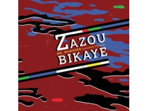 ZAZOU BIKAYE - Mr. Manager (CD)