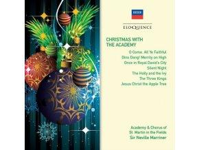 ACADEMY & CHORUS OF ST. MARTIN - Chrismas With The Academy (CD)