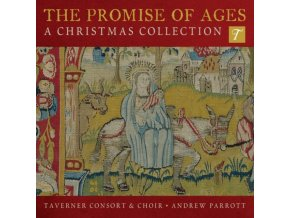 TAVERNER CONSORT / A PARROTT - The Promise Of Ages (CD)
