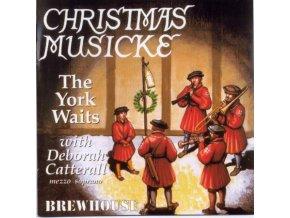 YORK WAITS - Christmas Musicke (CD)
