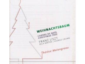FRANZ LISZT / BELA BARTOK / GEORGE CRUMB - Christmas Tree - Therese Malengreau (CD)