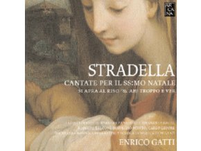 ENRICO GATTI - Stradella-The Two Christmas Cantatas/Can (CD)