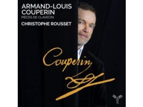 CHRISTOPHE ROUSSET - Armand-Louis Couperin (CD)