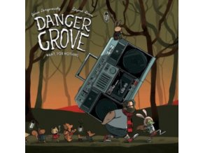 DANGER GROVE - Want. For Nothing (CD)