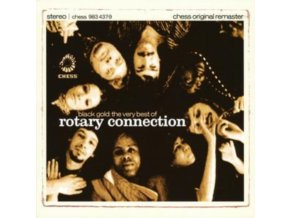 Rotary Connection - Black Gold - The Very Best Of (Music CD)