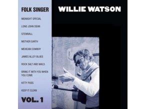 Willie Watson - Folk Singer Vol. 1 (Music CD)
