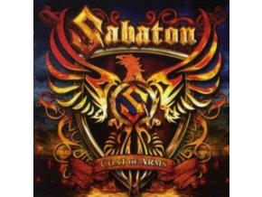 Sabaton - Coat Of Arms (Music CD)